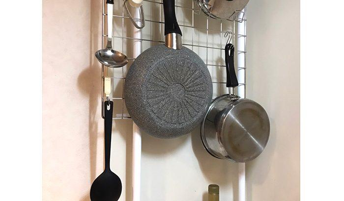 キッチンの収納に活用させて頂いてます。(Y様)