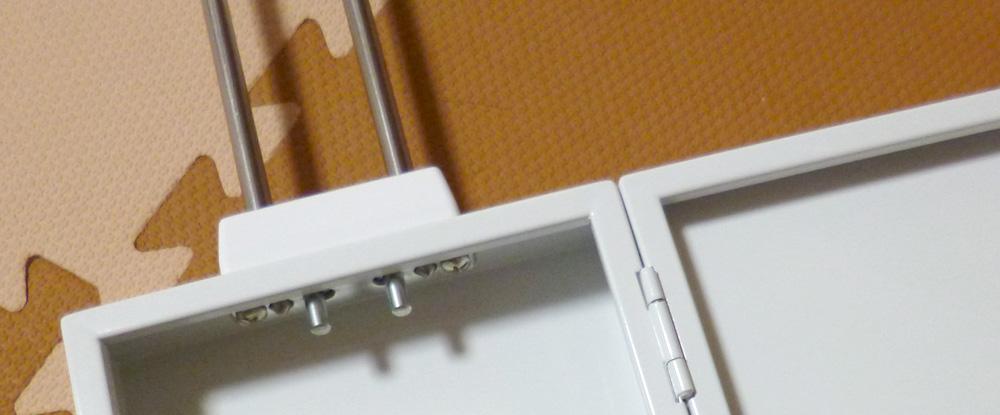 シークレットボックスのツル