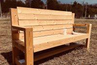 ウォリストは収納だけじゃない!DIYで丈夫なガーデンベンチも作れます♪