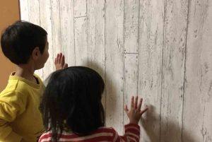 賃貸に貼った壁紙シートがはがれる!?はがれを補修、貼りなおし3パターン