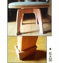 和気産業waki,ワイドフェルトキャップ,イスの脚のカバー