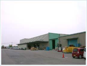 滋賀県日野 物流センターの様子