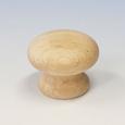 WAKI 木製ツマミ TW-301〈生地/木地〉