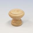 WAKI 木製ツマミ TW-316〈生地/木地〉