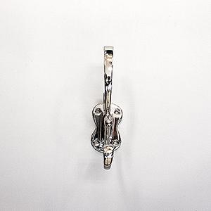 真鍮コートフック (ニッケル) IK-230
