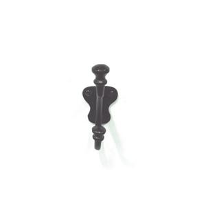 ブラック装飾フック IK-273