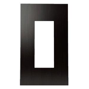 クールメタル ヘアライン仕上げ/ブラック