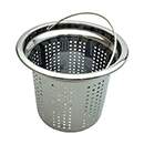 抗菌排水口ゴミ受け キッチン用深型