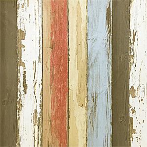 貼って剥がせる壁紙シート『デコマ』のオールドカラーウッド