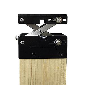 ウォリスト 2×4木材用 黒