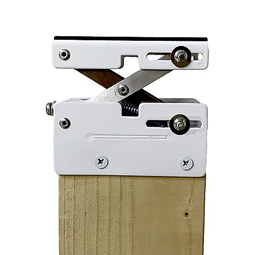 ウォリスト 2×4木材用 白