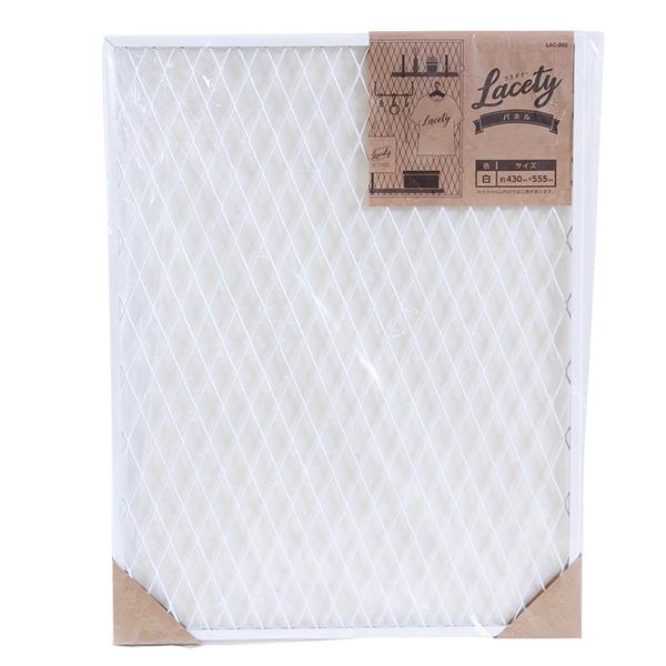 ラスティパネル430×555 白