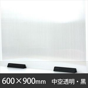 サスだけ 600×900〈中空透明・黒〉
