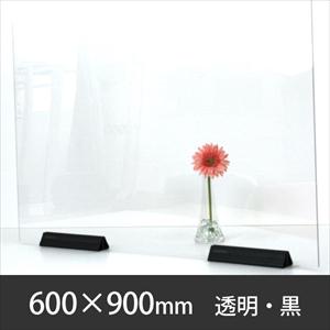 サスだけ 600×900〈透明・黒〉