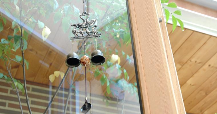 玄関ドア用ウェルカムチャイム,ドアの開閉ごとに音がなるドアベル
