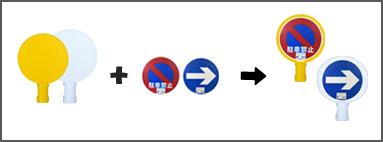 サインキャップ使用方法