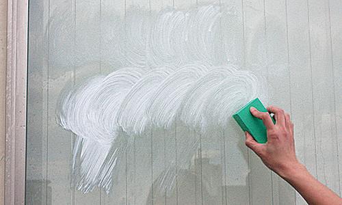 ガラス用のコーティング剤の使い方2