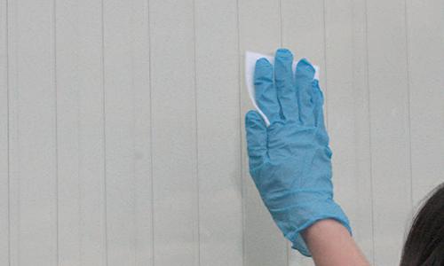 ガラス用のコーティング剤の使い方4