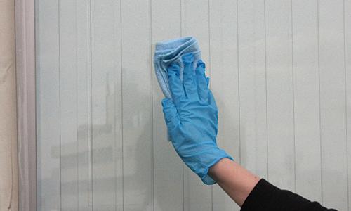 ガラス用のコーティング剤の使い方5